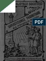 Coșbuc - Descântece Și Superstiții