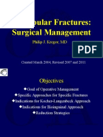 Acetabular Fractures Surgical Management Kregor 2011