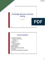 Data Mining Unit 1