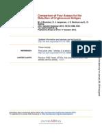 Print.clin. Vaccine Immunol. 2012 Binnicker 1988 90