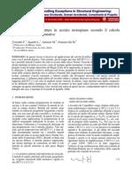 Progettazione Di Strutture in Acciaio Monopiano Secondo Il Calcolo Plastico e Le Nuove Normative (1)