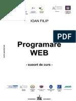 Programare Web. Suport de Curs