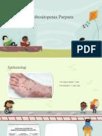 Idiopatic Trombositopenia Purpura