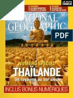 Portada National Geographic - Fevrier 2015