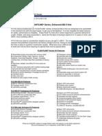 FLIGHTLINE® Series, Enhanced BD-5 Kits