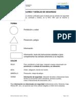 Resumen de Normas de Señalizacion