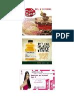 advertising sample