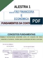 Aula 1 - Gestao Financeira e Economica 2015