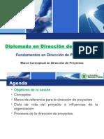 URP Sesion 1 - Marco Conceptual
