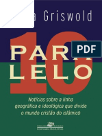 Paralelo 10 - A Linha Geografica - Griswold, Eliza