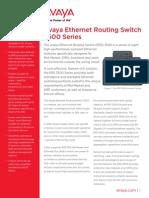 Avaya Ethernet Routing Switch 3500