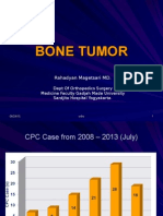 Workshop Bone Tumor
