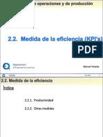 2.2. Medida de la eficdiencia (KPIs) (1)