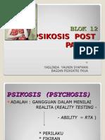 Blok 12.Psikosis Post Partum
