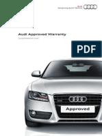 Audi Approved Warranty