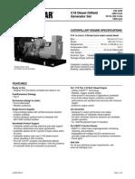 C18 Diesel Oilfield Generator Set(1)