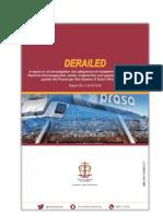 Public Protector Investigation Report No 3 of 201516 Prasa 24082015