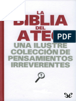Konner, Joan - La Biblia Del Ateo [3774] (r1.9)