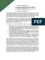 Barriles de Papel No 140 La Industria Petrolera Venezolana en Cinco Tiempos