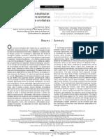 Artigo Desordem Temporomandibular Relações Entre Sintomas Otológicos e Orofaciais