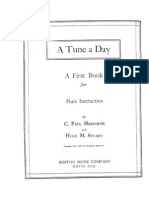 A Tune a Day for Flute Book-1