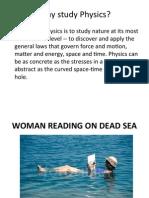 why study physics-1