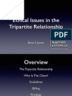 Ethical Issues in the Tripartite Relationship