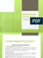 Coproparasitologico