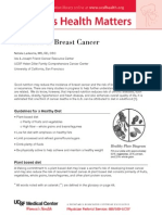 Nutrition Breast Cancer