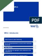 3 - Introduccion a MPLS + 6PE
