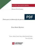 Obra Civil Para Elaboracion de Quesos