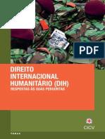 Direito Internacional Humanitário (DIH)