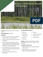 White Earth Fact Sheet 2015 7-16-15-1