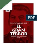 El Gran Terror - Robert Conquest