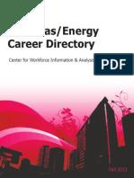 Oil & Gas Career Directory