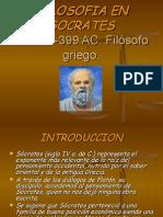 Filosofia en Socrates