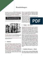 [Wiki] Brandenburgers Commandos