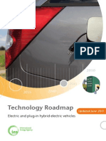 Technology Roadmap for EVs and HEVs