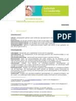 Schoolreglement Onderwijsregelgeving Juni 2015
