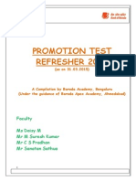 Promotion Test Refresher 2015.pdf