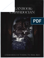 Vampire Dark Ages Clanbook Cappadocian