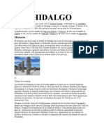 Informacion Bàsica de Hidalgo