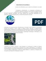 Ministerios de Guatemala v2
