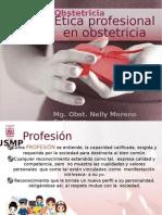 Sesión 4. Ética Profesional en Obstetricia