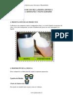 Uso Resina Epoxica Artesania