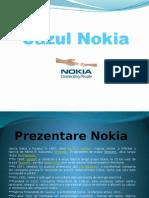 Studiu de Caz Nokia, Angela Vladescu