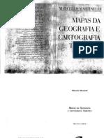 Mapas da Geografia e Cartografia Temática