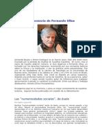 En Memoria de Fernando Ulloa