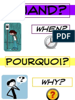 Question Words in French