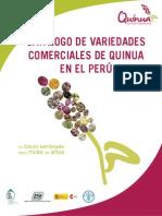 Manual de Variedades de Quinua